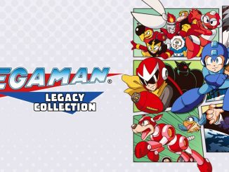 Release - Mega Man Legacy Collection