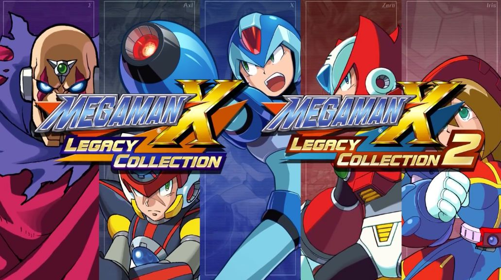 Nieuws - Mega Man X Collections; Easy Mode toegevoegd genaamd Rookie Hunter Mode
