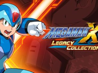 Release - Mega Man X Legacy Collection 2