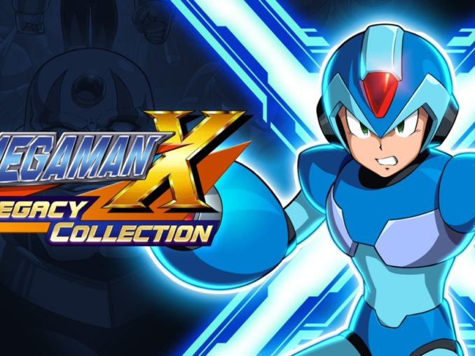 Release - Mega Man X Legacy Collection