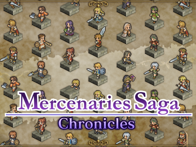 Release - Mercenaries Saga Chronicles