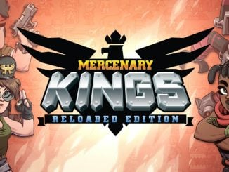Release - Mercenary Kings: Reloaded Edition