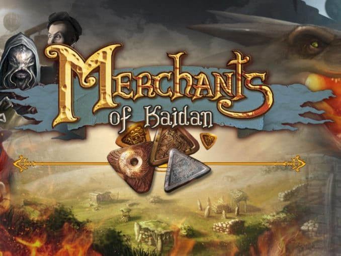 Release - Merchants of Kaidan
