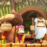 Metroid Easter Egg in Donkey Kong Country: TropicalFreeze