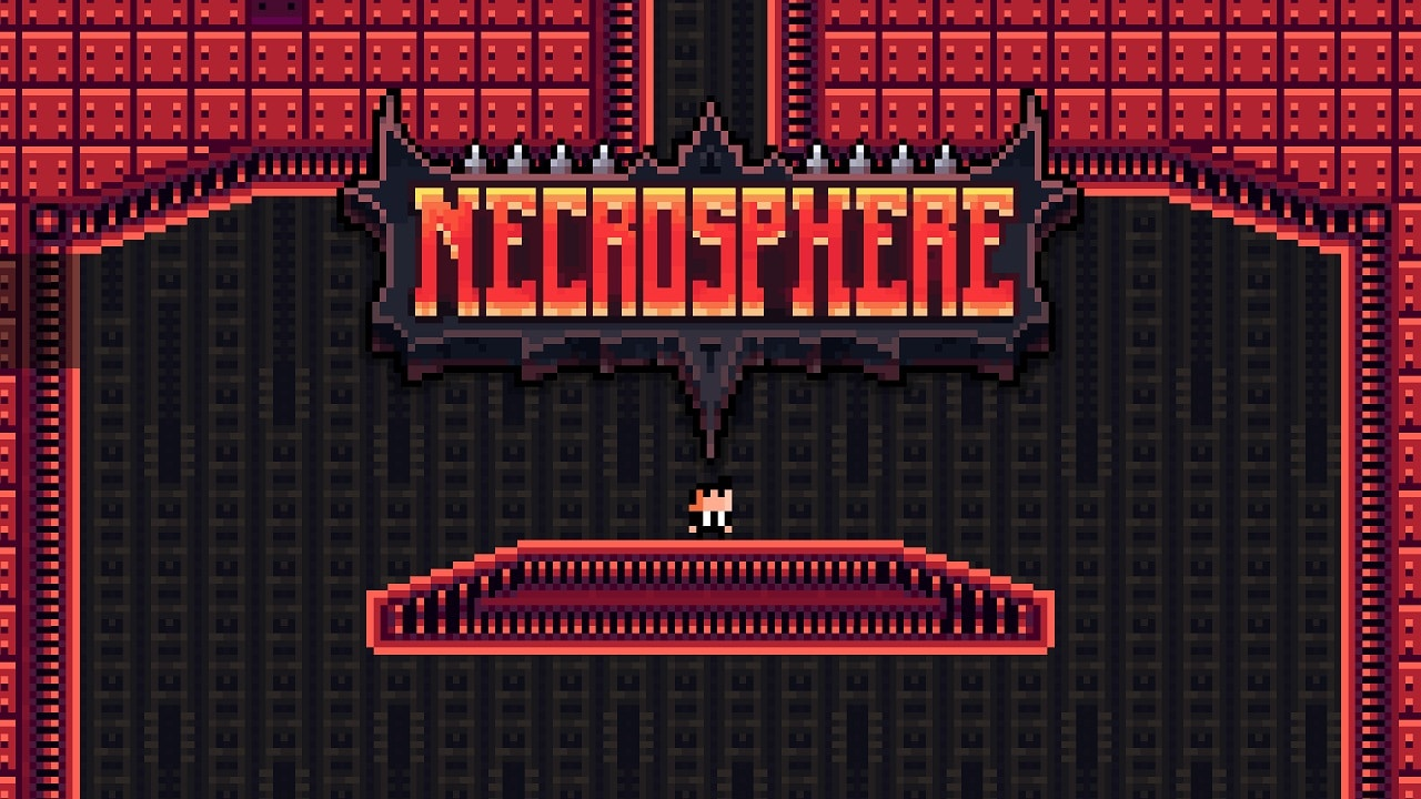 Metroidvania Necrosphere Deluxe available