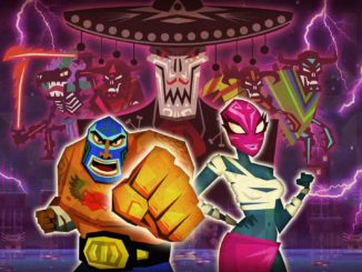 Mexican wrestling with Guacamelee! 1 and 2!