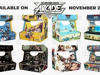 Microids – Arcade Mini Models
