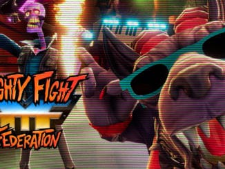 Mighty Fight Federation is coming in 2020