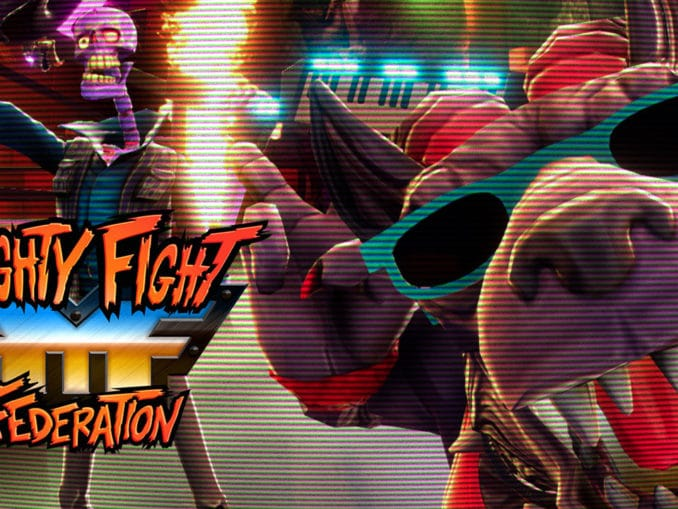 Nieuws - Mighty Fight Federation komt in 2020