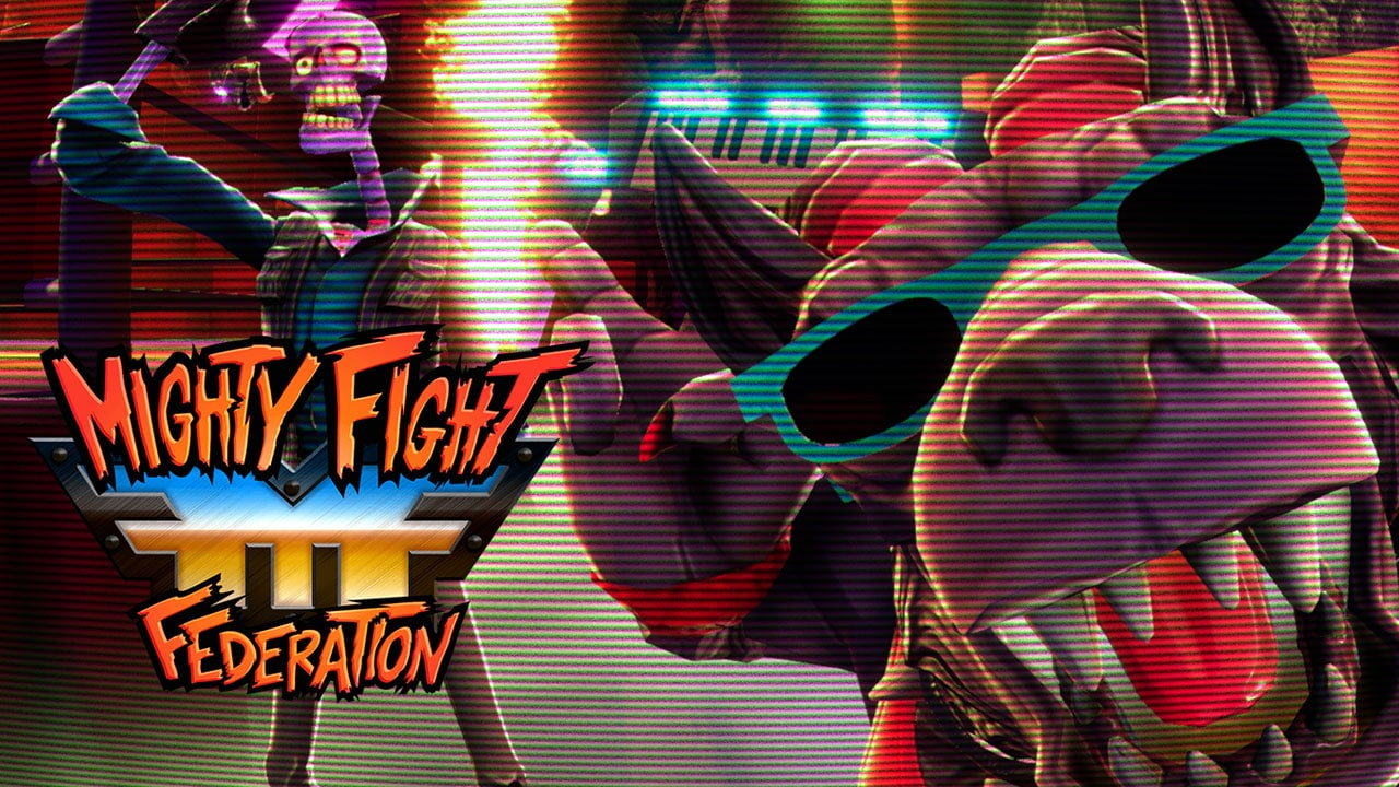 Mighty Fight Federation komt in 2020