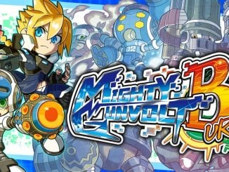 Release - MIGHTY GUNVOLT BURST