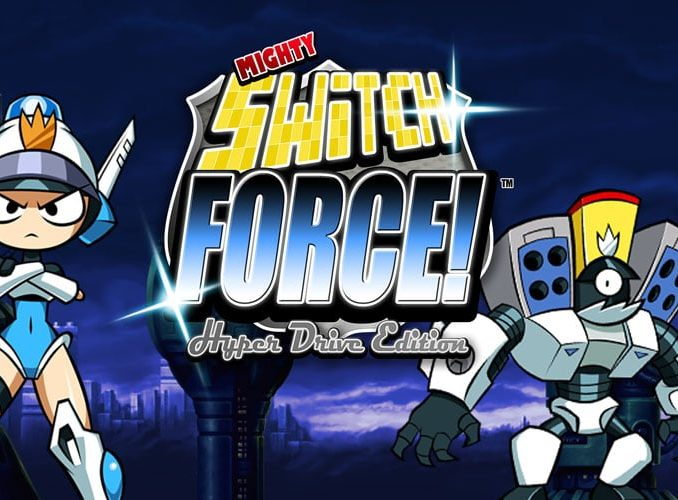 Release - Mighty Switch Force!™ Hyper Drive Edition