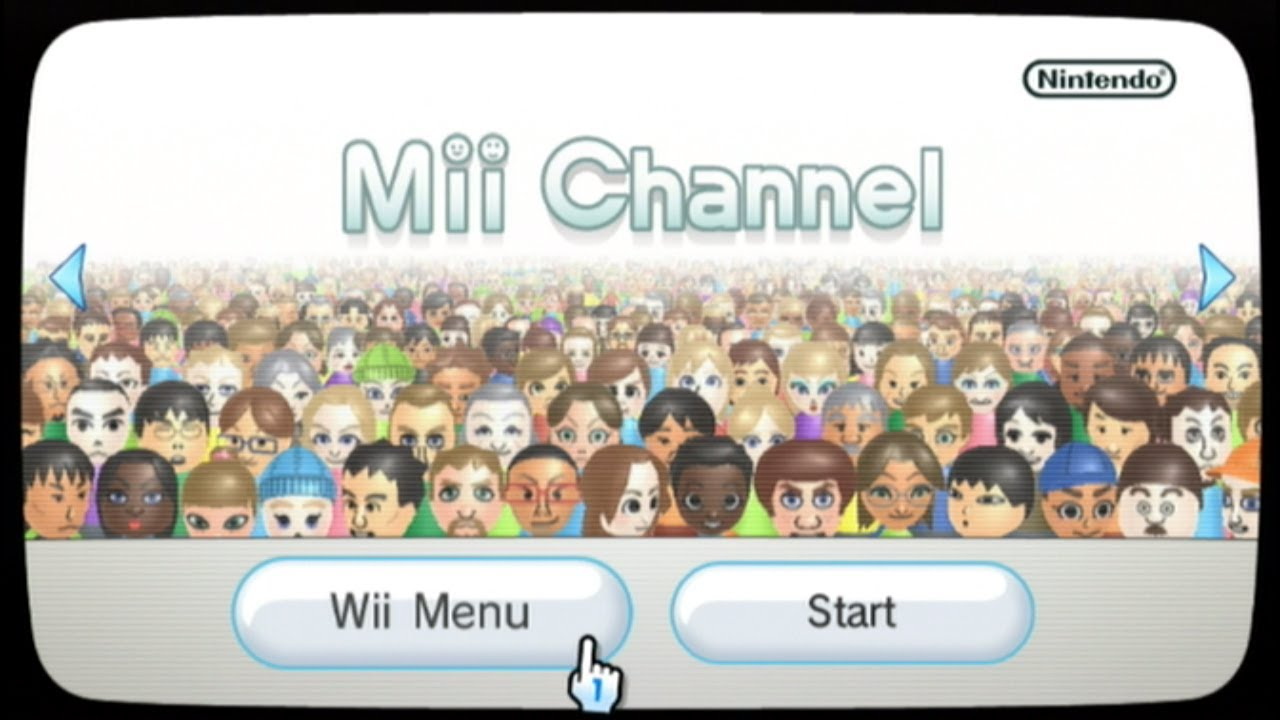 Mii Studio Available in your browser