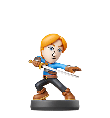 Release - Mii Swordfighter