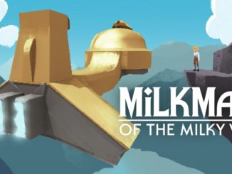 Release - Milkmaid of the Milky Way
