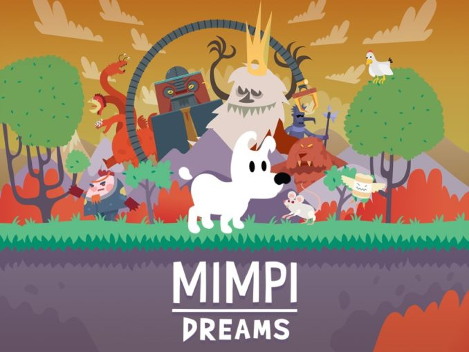 Release - Mimpi Dreams