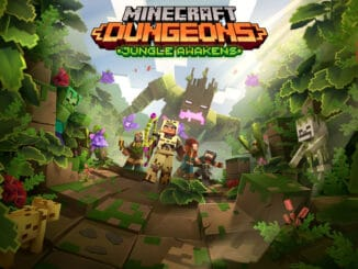 Minecraft Dungeons: Jungle Awakens DLC, New Trailer Released
