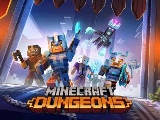 Nieuws - Minecraft Dungeons – Launch trailer