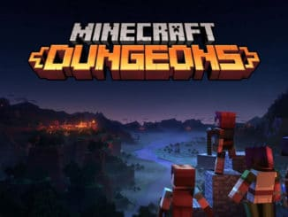 Minecraft Dungeons komt April 2020