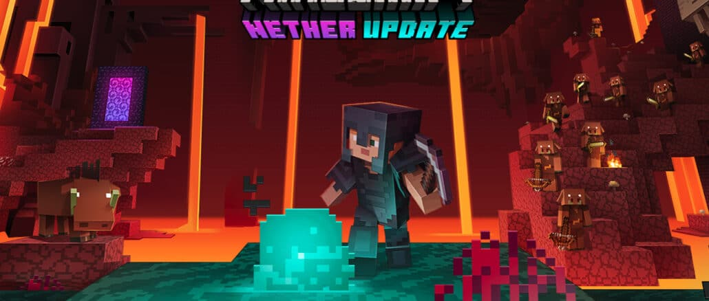 Minecraft Nether Trailer