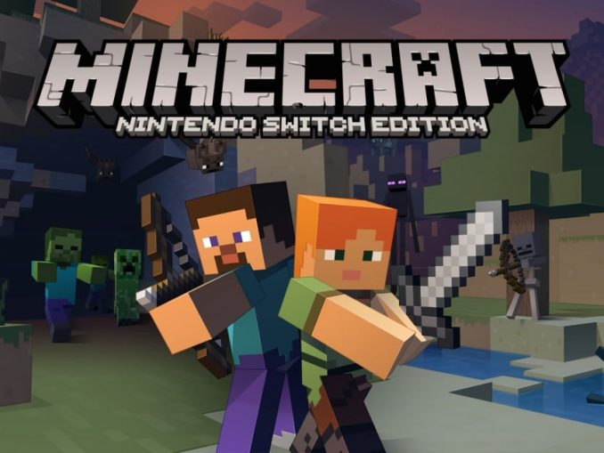 Release - Minecraft: Nintendo Switch Edition