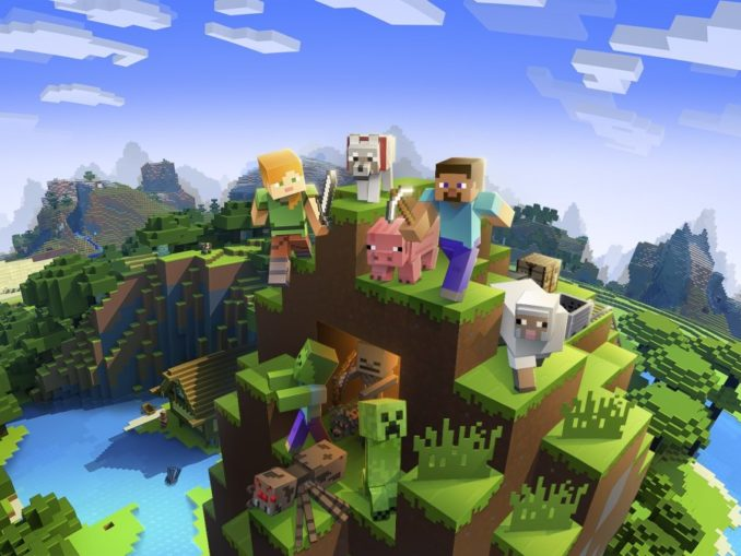 News - Minecraft sold 176 Million units worldwide