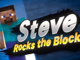 Minecraft's Steve is de volgende DLC vechters voor Super Smash Bros. Ultimate