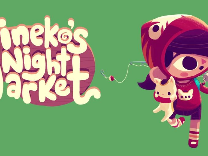 Release - Mineko's Night Market