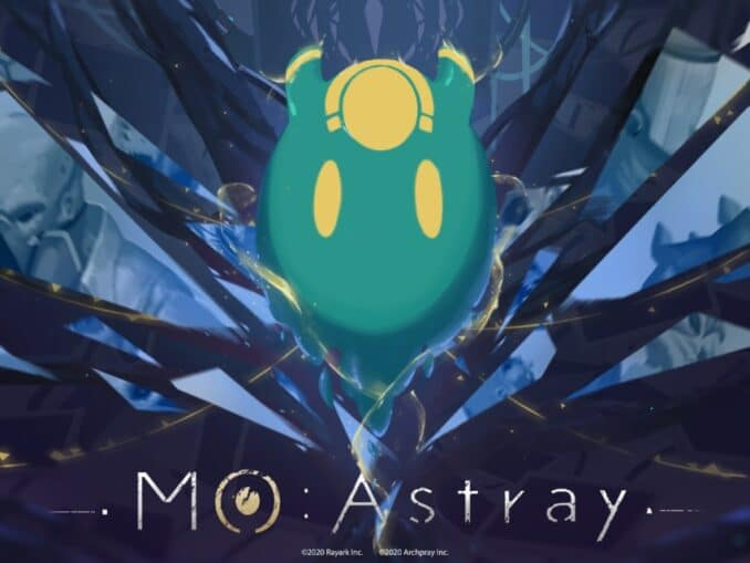 Release - Mo:Astray