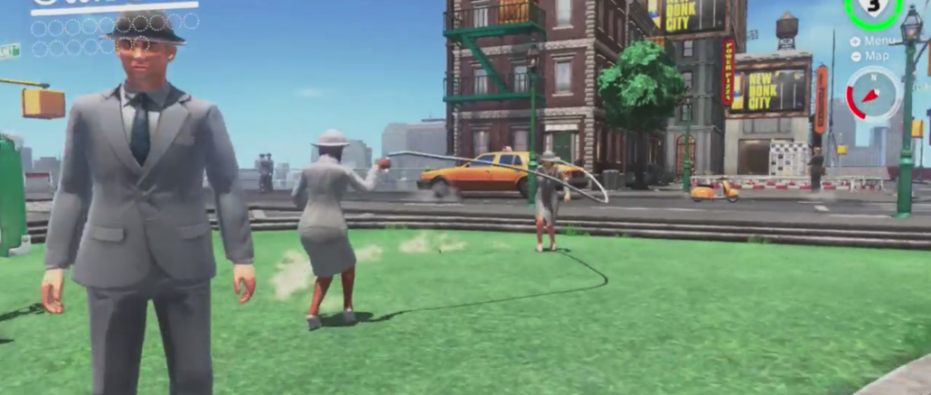 MOD – Super Mario Odyssey in First Person mode