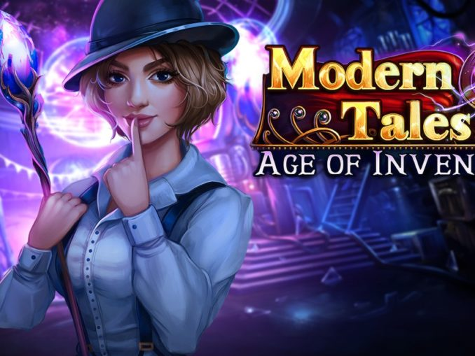 Release - Modern Tales: Age of Invention