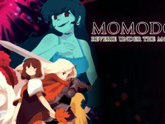 Release - Momodora: Reverie Under the Moonlight