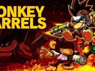 Monkey Barrels – Gameplay Introductie Trailer