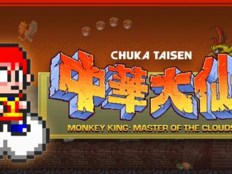 Release - Monkey King: Master of the Clouds