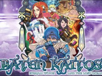 Monolith Soft Art Director; Baten Kaitos 3 is geannuleerd maar…