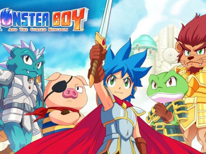 Nieuws - Monster Boy And Cursed Kingdom physical pre-orders