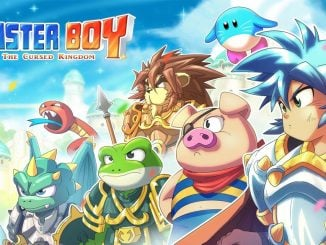 Release - Monster Boy and the Cursed Kingdom