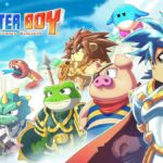 Monster Boy and the Cursed Kingdom - 8x more sales