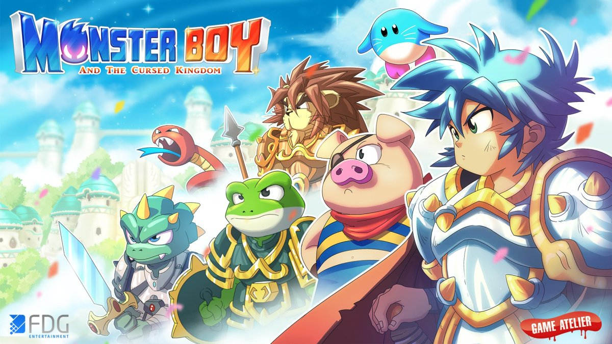 Monster Boy and the Cursed Kingdom – 8x more sales