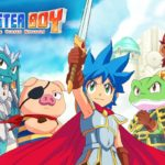 Monster Boy and the Cursed Kingdom Gameplay