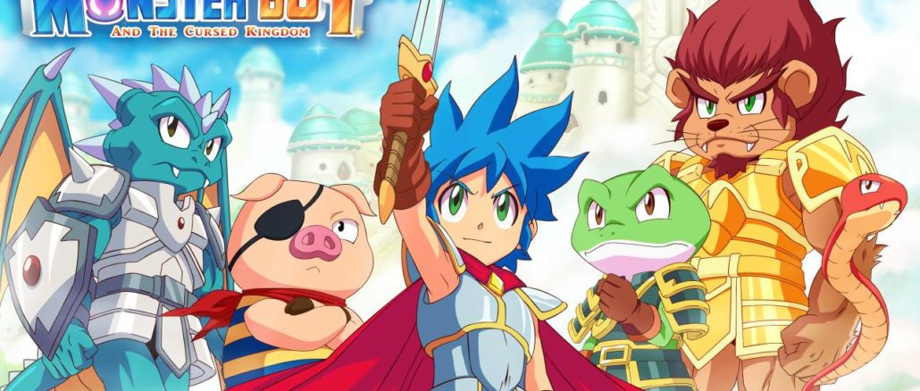 Monster Boy and the Cursed Kingdom – Gouden status