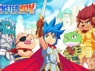 Monster Boy demo coming, save to be transferable