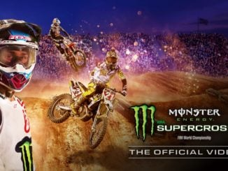 Release - Monster Energy Supercross – The Official Videogame 2