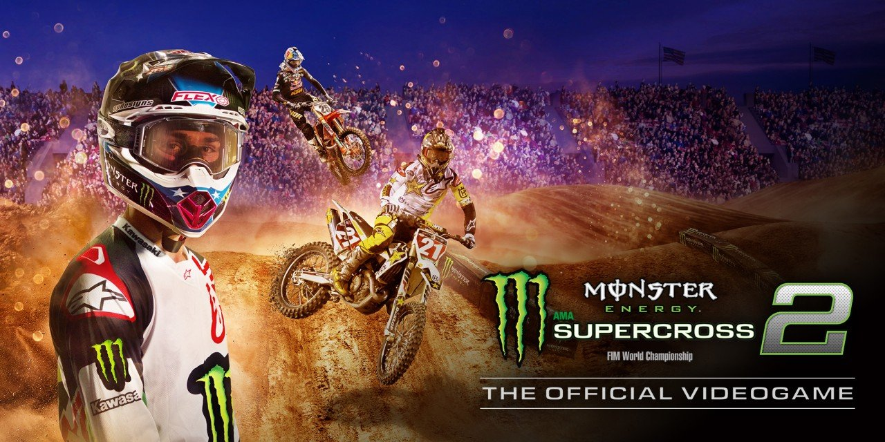 Monster Energy Supercross – The Official Videogame 2