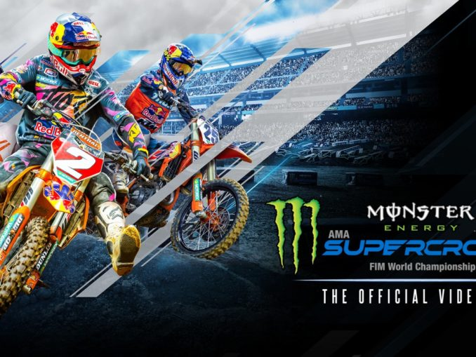 Release - Monster Energy Supercross – The Official Videogame 3