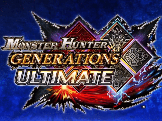 Nieuws - Monster Hunter Generations Ultimate komt!