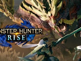 Release - MONSTER HUNTER RISE