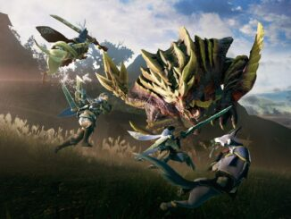 Monster Hunter Rise – Bow en Dual Blades Weapons trailer