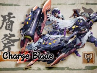 Monster Hunter Rise – Charge Blade en Hunting Horn wapen trailers