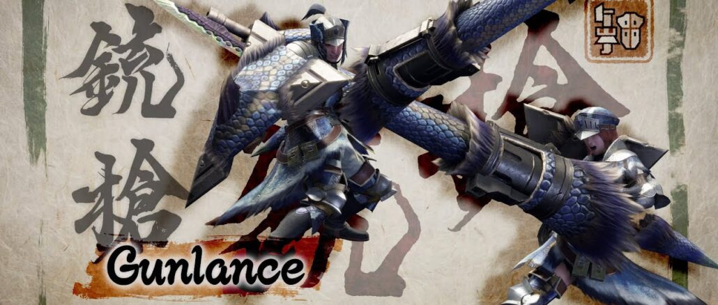 Monster Hunter Rise – Gunlance en Insect Glaive wapen trailers